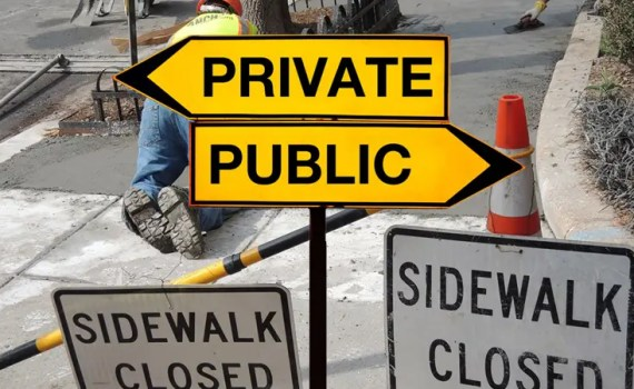 Public or Private? Labor Code VS PCC Banner