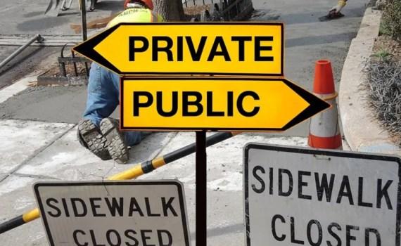 Public or Private? Labor Code VS PCC Banner