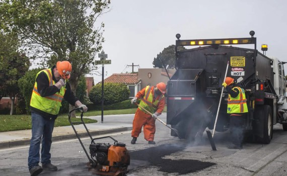 Public Works Workers - Charter Cities