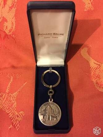 Médaille de St Ouen les vignes