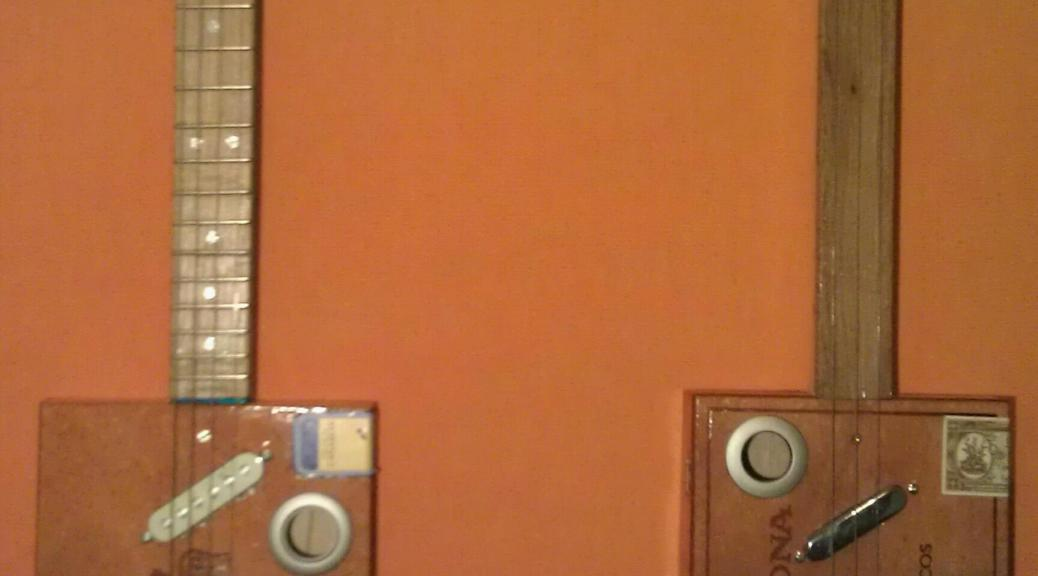 cigar box guitar how to play