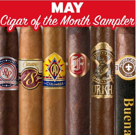 jr cigar of the month club sampler