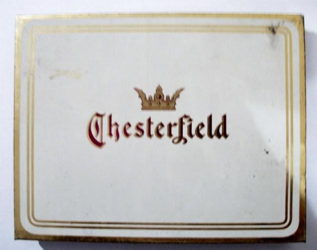 Chesterfield Cigarettes Liggett & Myers 50-pack