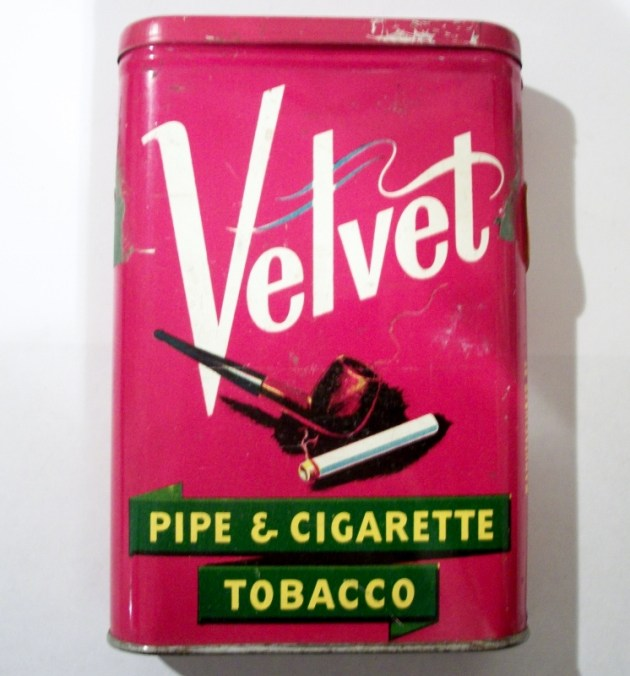 Velvet Pipe and Cigarette Tobacco - America's Smoothest Smoke