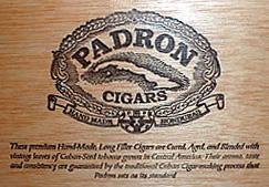 Padron 4000 BoxTop