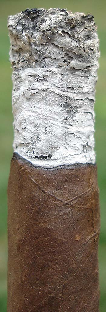 """Grain"" in the Ash"