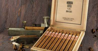 Herrera Esteli by Drew Estate cigars
