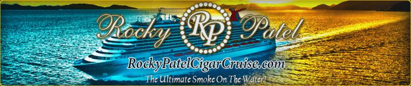 Rocky Patel Cigar Cruise