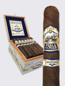 An image of the Perla Del Mar Maduro