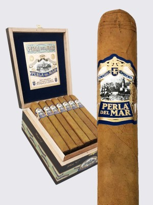 An image of the Perla Del Mar Natural