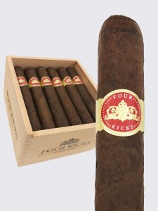 Four Kicks Robusto Image