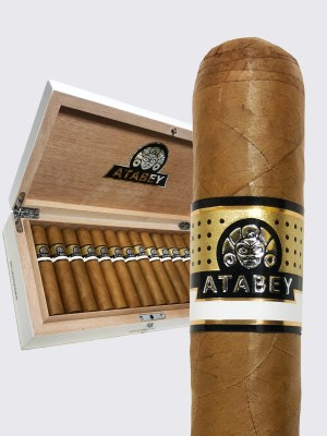 Atabey Divinos box and single stick