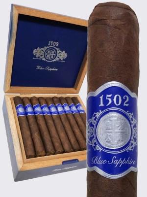 1502 Blue Sapphire