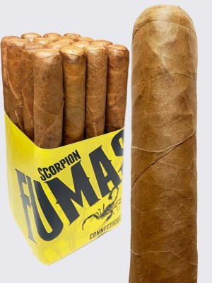Camacho Scorpion Fumas Connecticut Churchill