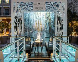 Le jardin d'hiver Belvedere - Royal Monceau