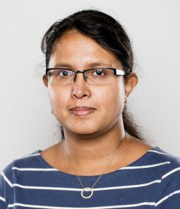 Tina G. Kirubakaran