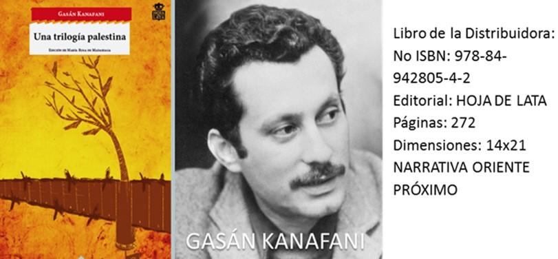 Gasán Kanafani