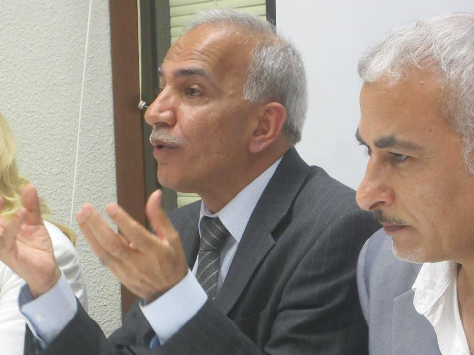 Nos visitó el gran poeta iraquí: Adnan AL-SAYEGH