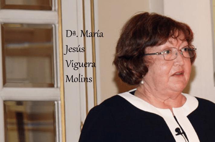 Dª. María Jesús Viguera Molins