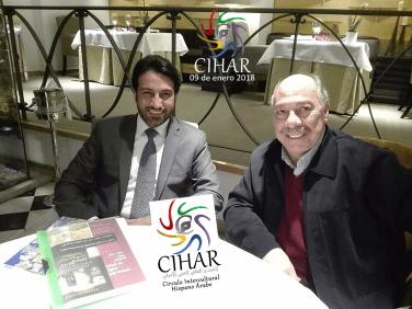 Renunión con cónsul general de Qatar 1