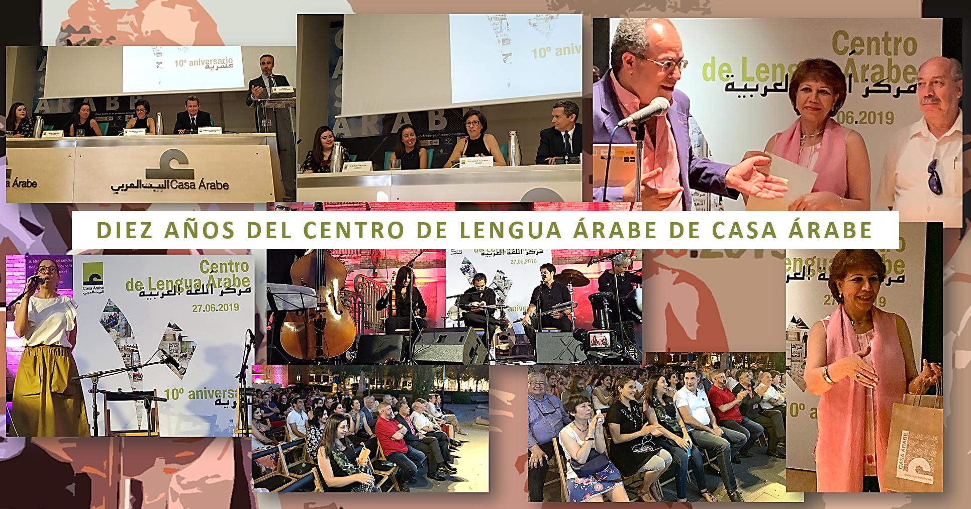 Casa Árabe celebra los diez años de su Centro de Lengua Árabe