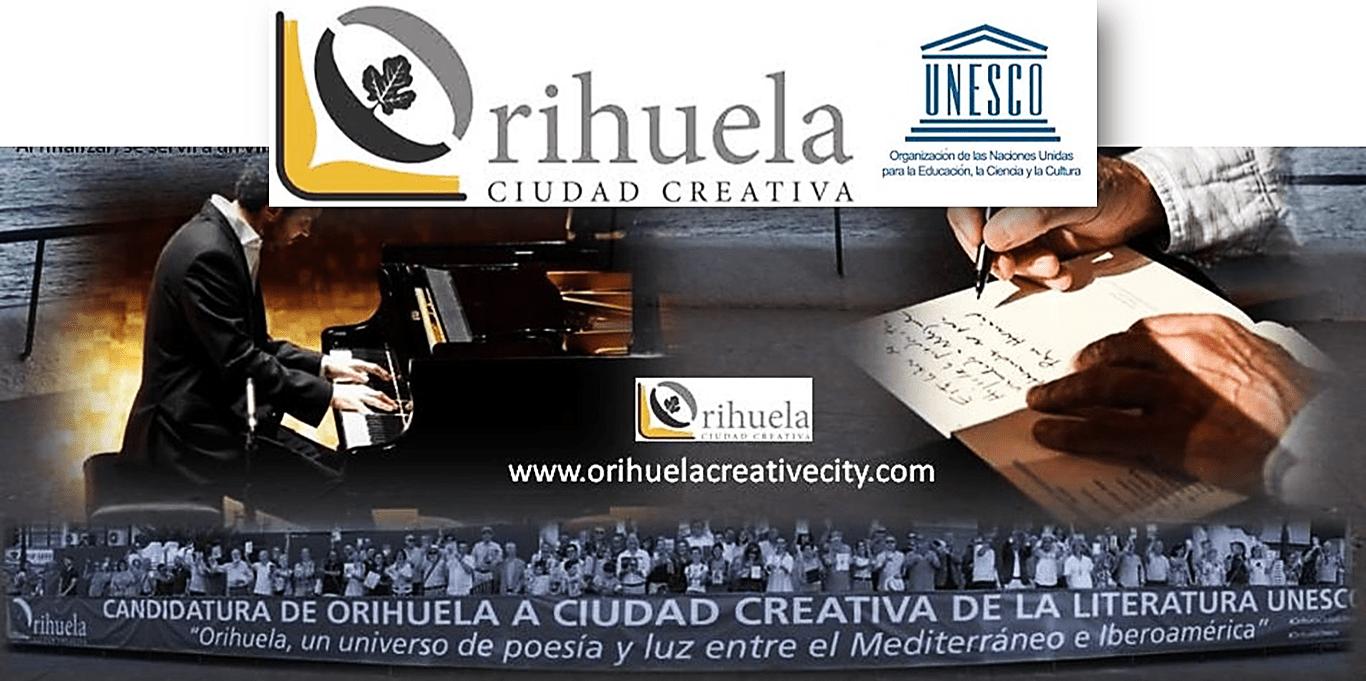 """""""Orihuela, un Universo de Poesía y Luz, entre el Mediterráneo e Iberoamérica"""""""
