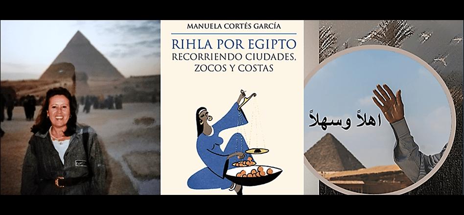 Presentación de «Rihla por Egipto»