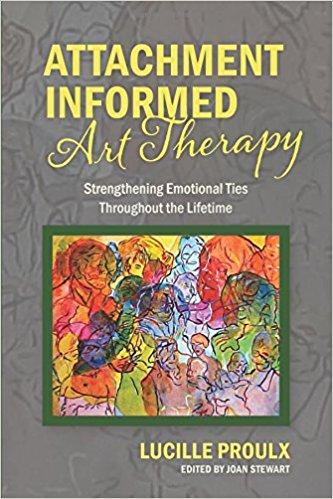 Attachment  Informed Art Therapy (E-book)
