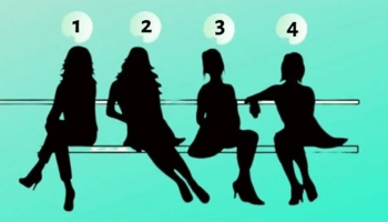 Яка з дівчат здається вам впевненішою? Тест розповість про вашу головну внутрішню силу
