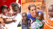 22-річна дівчина стала мамою для 13 осиротілих дітей з Уганди