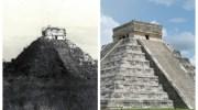 Як виглядали величні споруди давнини до настання епохи туризму
