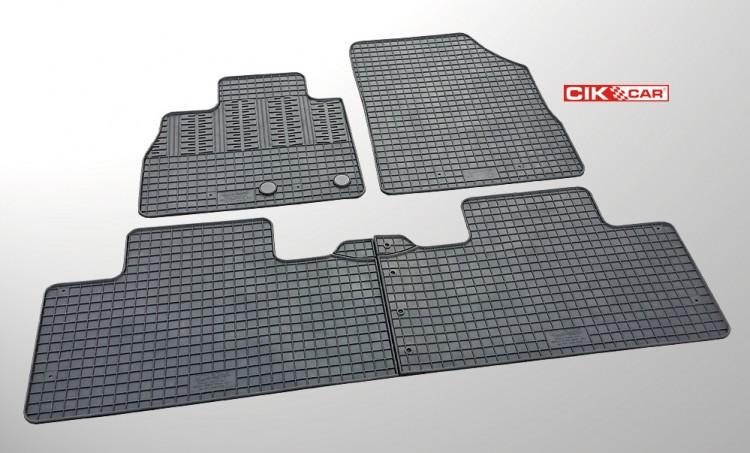 rubber mats for cars manufacturer cikcar