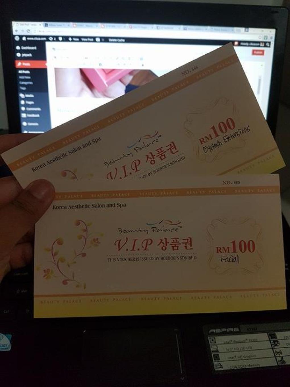 Beauty Palace Korea Blogger Party
