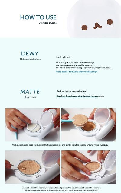 Cara-Cara Nak Refill Semula Mochi BB Cushion - Sumber Google