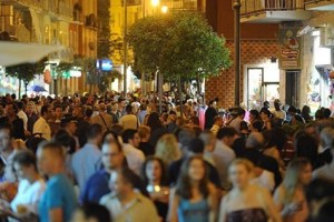 Salerno, notte bianca: si inaugura con il maestro Giuseppe Bosich