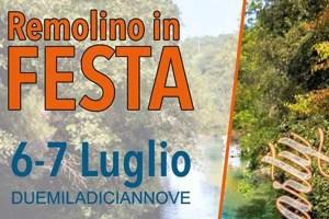 Felitto, Remolino in festa – dal 06 al 07 Luglio 2019 – video le gole in canoa