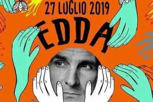 Abatemarco, Giovivendo Festival 2019 Part 1 con Edda – 27 luglio 2019
