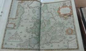 Elizabethan atlas