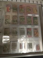 Edmondson railway tickets