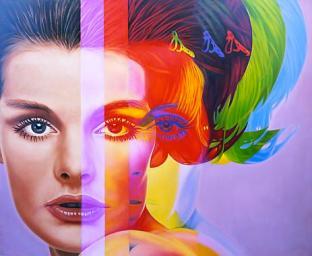 "Richard Phillips ""Spectrum"""