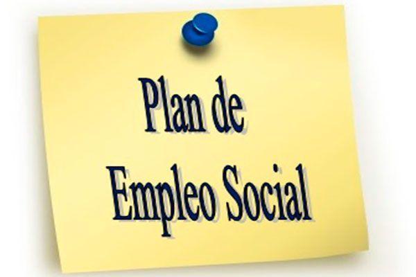"""Bases de selección """"Plan empleo social"""""""