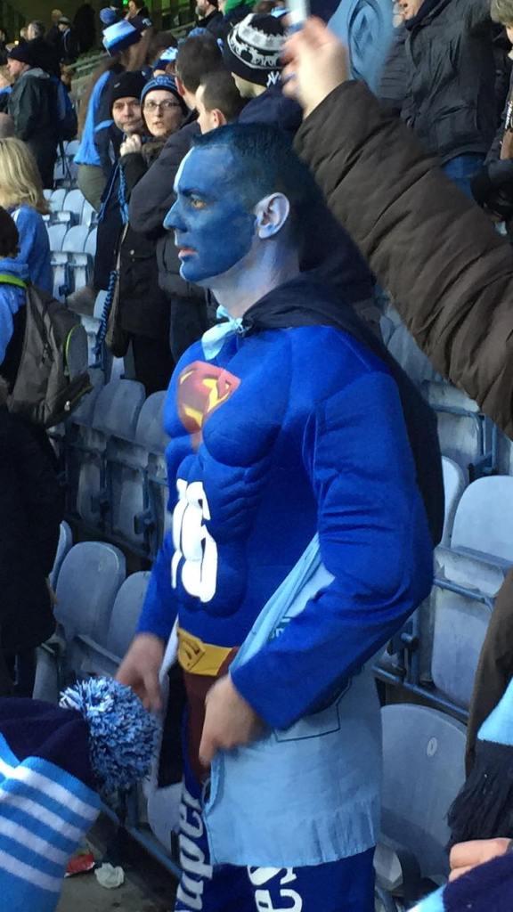 superhero John Collier