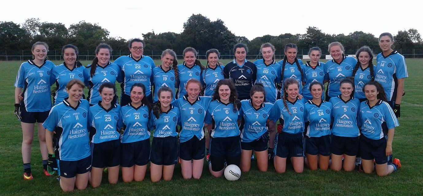 Ladies Reserves bow out of Championship