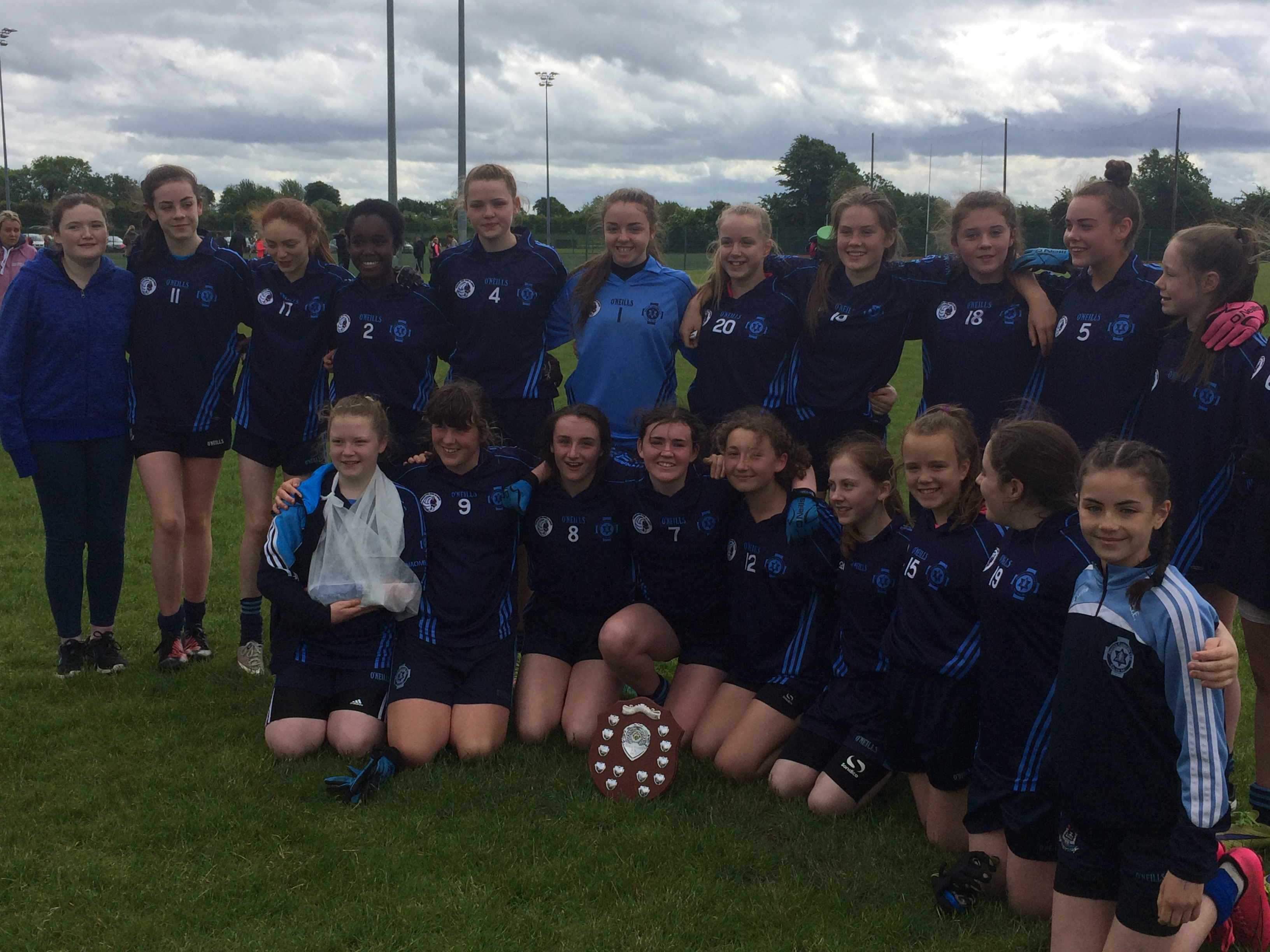 U14 Div 1 Shield Winners