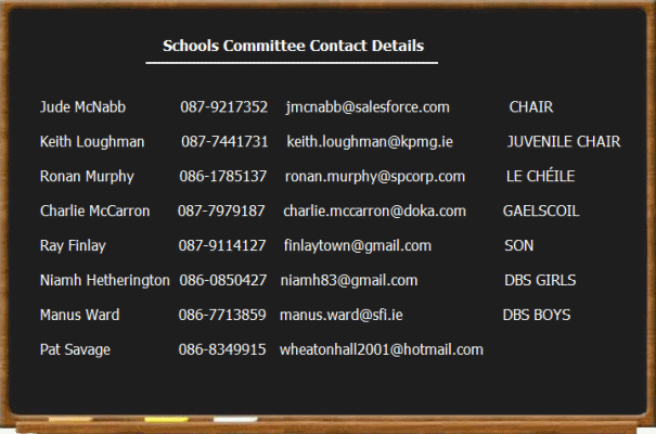 schoolscontacts