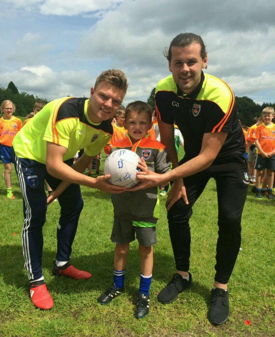 Summer Work -Meath Cul Camp 2018