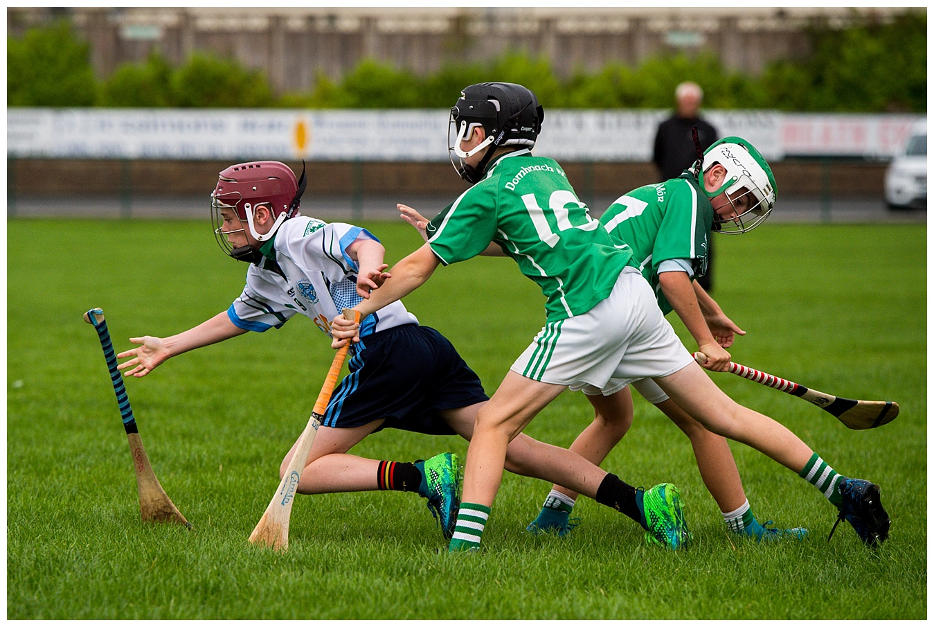 The Saints Vs Donaghmore Ashbourne (Under 12 Summer League Hurling Final)
