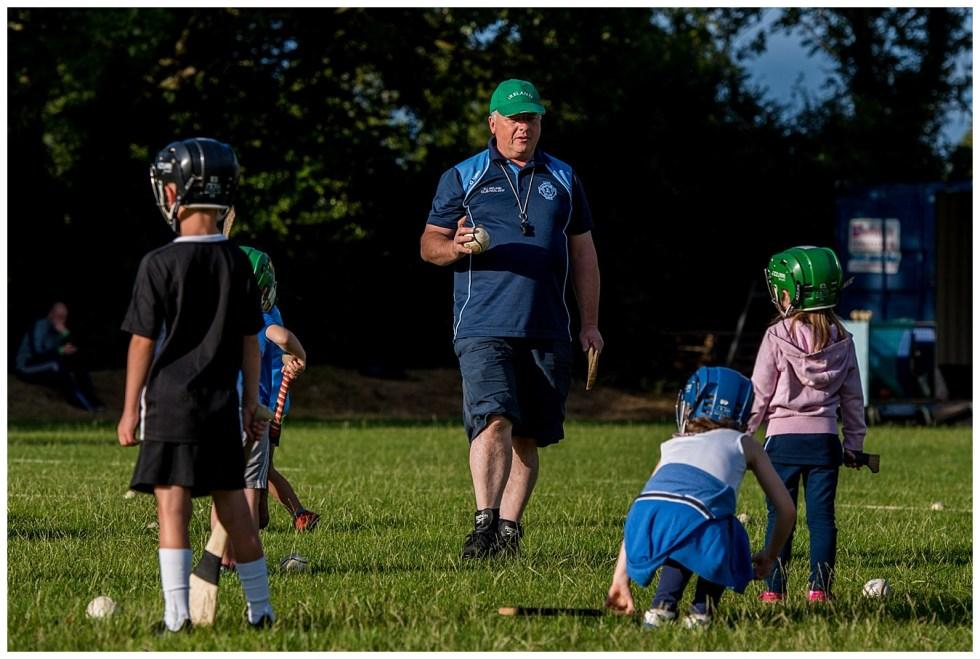 St Colmcilles GFC Meath - Volunteers - Brian Mulligan Photographer