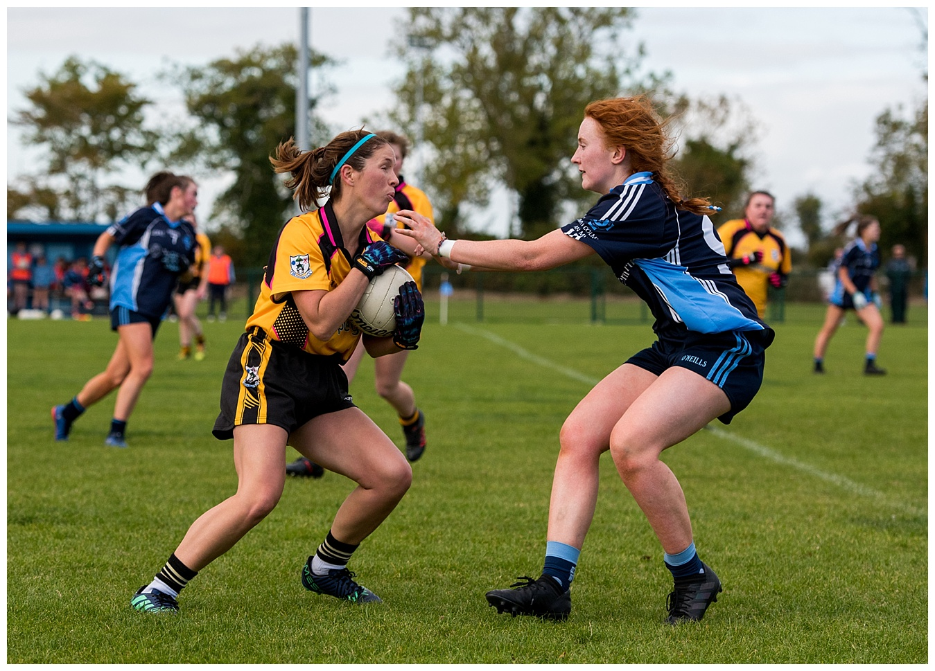 St Colmcilles Ladies – Junior C Championship Semi Final