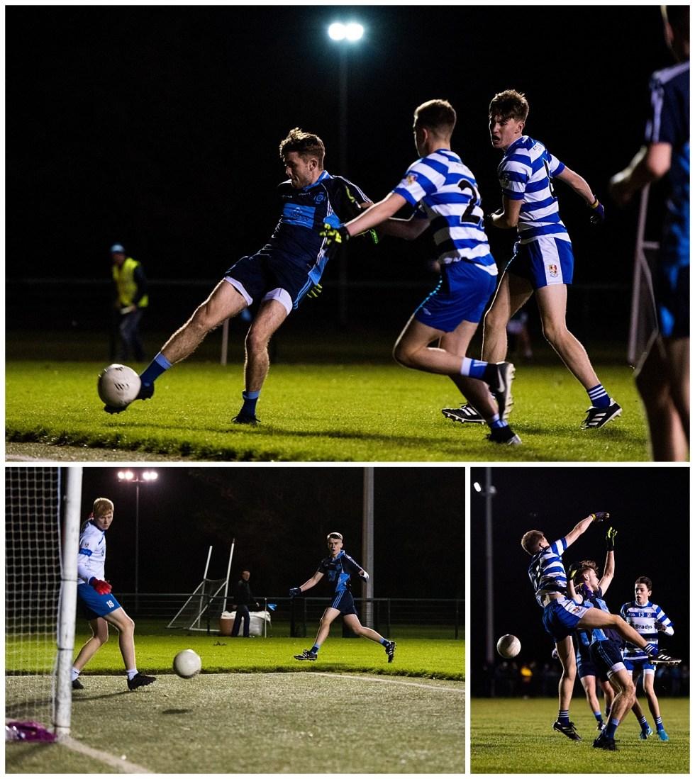 St colmcilles Minor Football Championship Meath GAA GFC LMFM DAVID BELL